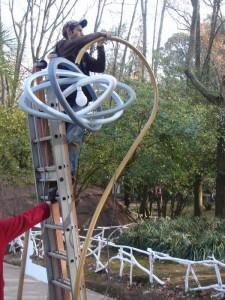 Redes Electricas/ Iluminações exteriores